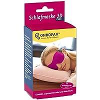 Ohropax Schlafmaske 3D pink, 1er Pack (1 x 1 Stück) preisvergleich bei billige-tabletten.eu