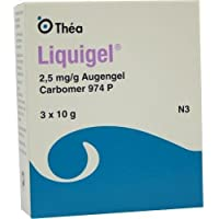 Liquigel Augengel, 3 x 10 g preisvergleich bei billige-tabletten.eu