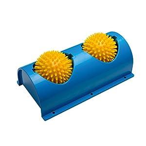Fußmassageroller Igelball-Duo Massage-Set mit 2 Noppenbällen *Top-Qualität zum Top-Preis*