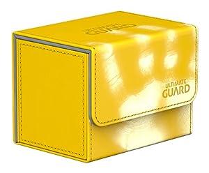 Ultimate Guard ugd10854No Sidewinder 80+ Standard Size chromia Skin Amarillo, Juego