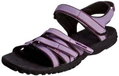 Teva Tirra G`s 9039, Mädchen, Sandalen/Outdoor-Sandalen, Violett  (sunset purple 857), EU 25  (UK 7)  (US 8)