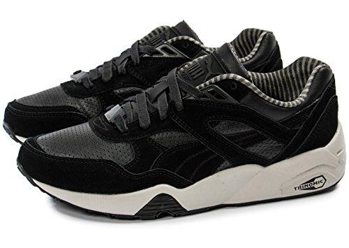 Puma R698 Citi Series Herren Trainers Noir
