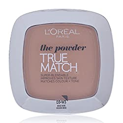LOreal Paris True Match Press Powder, Golden Beige W3 (9g)