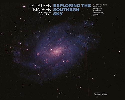 Exploring the Southern Sky: A Pictorial Atlas from the European Southern Observatory (ESO)