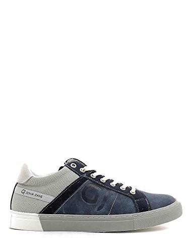 65030 BLU Scarpa uomo sneaker Gaudì fondo cassetta