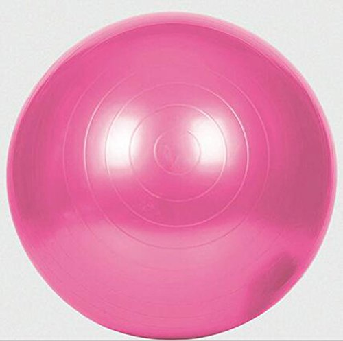 Yoga Ball 75cm Dick Explosionsgeschützte Fitness-Ball Ballsport Bälle Umwelt Gymnastik,Orange