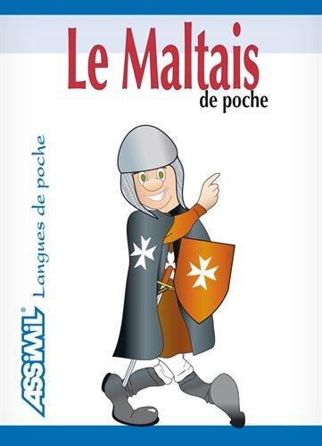 Le Maltais de Poche ; Guide de conversation par Carine Marret