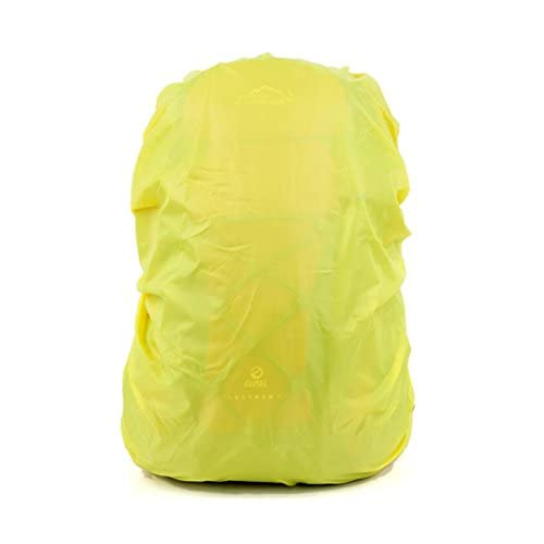 41AcsnA04dL. SS500  - Set of 2[YELLOW]Camping/Hiking Ultrathin Water-proof Backpack Rain Cover,45-55L