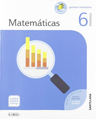 Matematicas 6 primaria saber hacer contigo