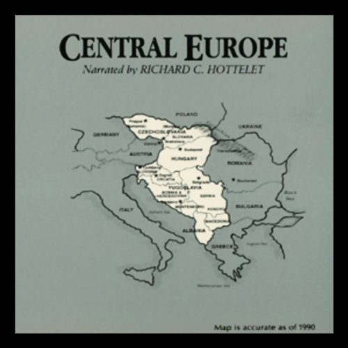 Central Europe  Audiolibri