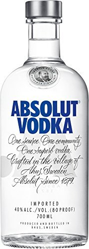 Absolut Vodka Classica 0,70 lt.