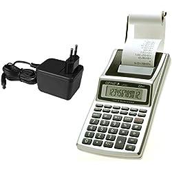 Genie LP 20 Calculatrice avec imprimante / portable / Affichage 12 chiffres / argent