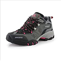 KANGLE scarpe da trekking da uomo leggero Fly tessitura running fitness scarpe da trekking,43