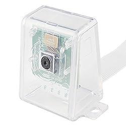 Raspberry Pi Camera Case - Clear Transparent