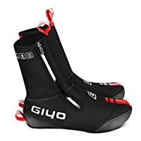 Further Bike Bicycle Shoe Covers Cycling Overshoes Thicken Thermal Waterproof Windproof Rain Snow Boot Protector Overshoes With Reflective Design For MTB Road Bicycle Mountain Road Bike Shoes
