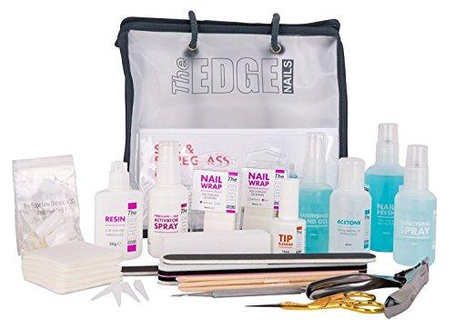 The Edge Fiberglas Plus Seide Wrap Kit