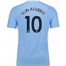 Maglia Home Manchester City Sergio Agüero