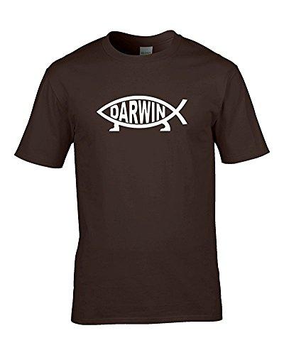 FatCuckoo -  T-shirt - Uomo Brown