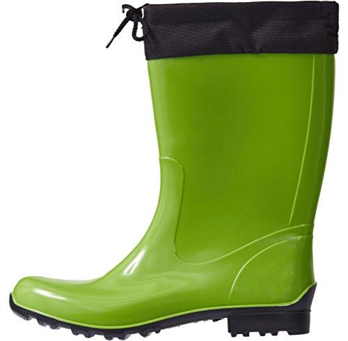 LEMIGO, Stivali donna verde