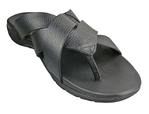 GEOX Herren Sandale U SUMMER C Schwarz U2276C 00046 C9999 (H-122) (Gr. 42)