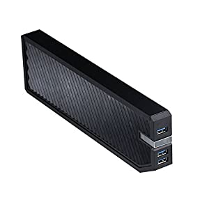 NEXiLUX NXL-X108 Hard Drive Upgrade/Expansion with Front USB 3.0 Ports Media Hub for Xbox One