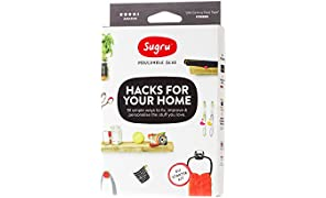 Sugru Mouldable Glue - Hacks For Your Home Kit