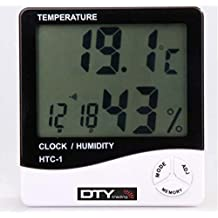 Termometro e Igrometro Digitale Lcd