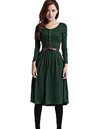 Suchergebnis auf Amazon.de für: winterkleider damen ...