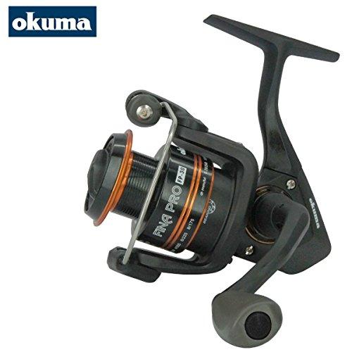 Okuma - Fina Pro Fd, Color Orange, Talla 55FD