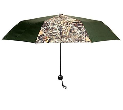 Sucastle,Camouflage parapluie mauvaises herbes modèle anti-UV de haute qualité tissu