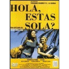 hola-estas-sola-hi-are-you-alone-dvd-1995-spanish-import-spanish-language-only