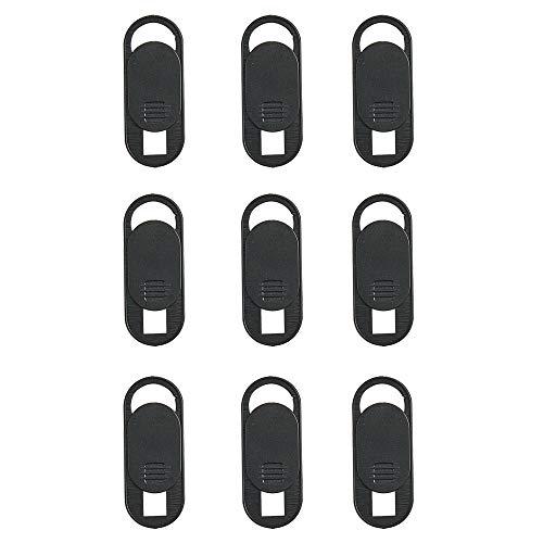 docooler webcams y telefonía voip obturador magnético slider plastic universal camera cover voor para web laptop ipad pc mac tablet etiqueta de privacidad