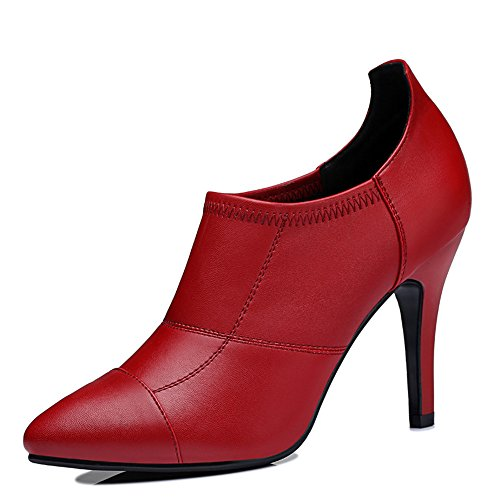 Louisville-snap (YASILAIYA ,  Damen modisch , Rot - rot - Größe: 39 EU)