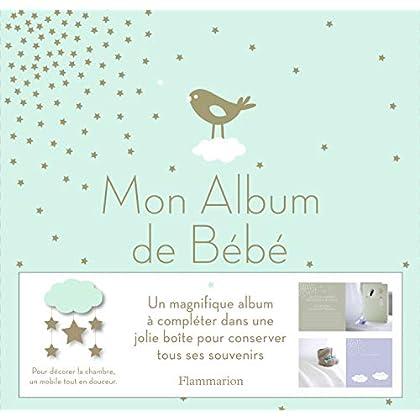 Mon album de bébé (Coffret)