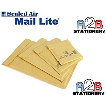50 Small A7 Size Peel 3.5 x 5.75 Postal Packing Mailing Shipping Postage Posting Self Seal Packaging Bags Mailers Seal White Padded Bubble Envelopes 90 x 145mm