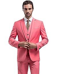 Vestito rosa da uomo