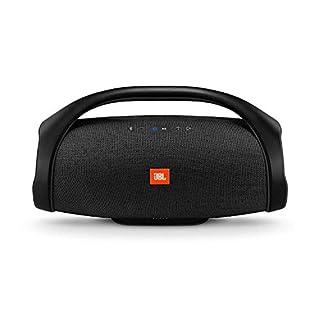 JBL Boombox - Altavoz inalámbrico portátil con Bluetooth, resistente al agua (IPX7), JBL Connect+, hasta 24 h de reproducción, negro (B075XR7W41)   Amazon Products