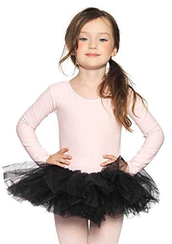 LEG AVENUE 73011 - Kinder Bodysuit, Größe 110-116, rosa