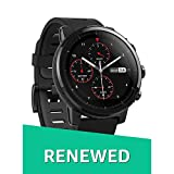 (CERTIFIED REFURBISHED) Amazfit Stratos Multisport Smartwatch by Huami with VO2max,Heart Rate,Activity Tracking, GPS