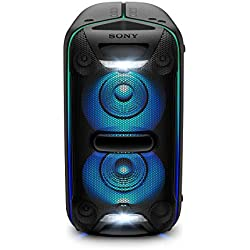 Sony GTK-XB72 Système Audio Portable high Power EXTRA BASS avec jeux de lumières