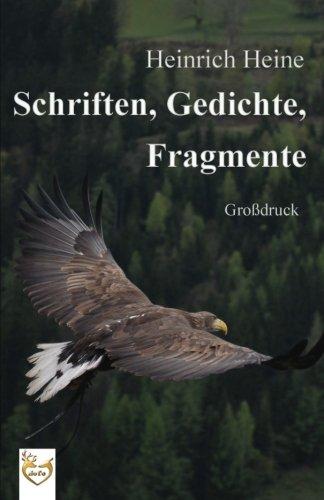 Schriften, Gedichte, Fragmente (Großdruck)