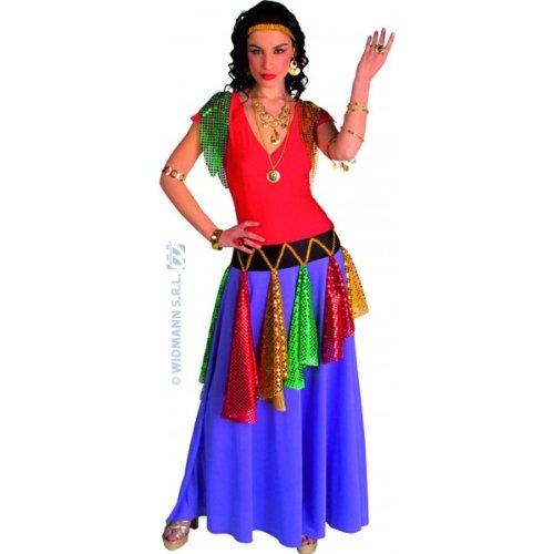 Kostüm Gypsi Prinzessin Queen M 38 Zigeuner