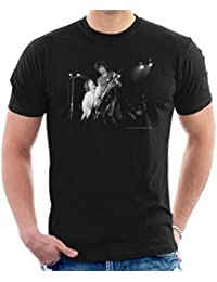 Richard E Aaron Official Photography - The Rolling Stones Mick Jagger Keith Richards Live Men's T-Shirt