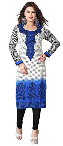 Maple Clothing - Camicia - Maniche lunghe  -  donna blu Medium