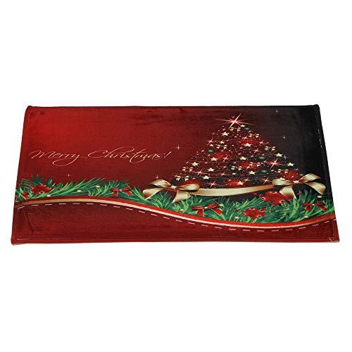 (Ears Christmas Ornaments Home Decor Xmas Decor Frohe Weihnachten Willkommen Fußmatten Indoor Home Teppiche Decor 40x60CM)