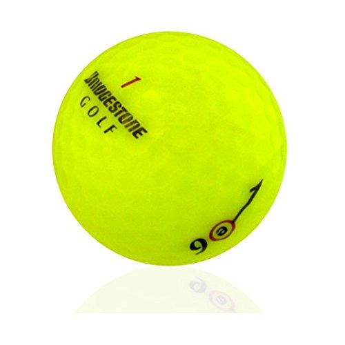 Bridgestone e6gelb AAAAA gebrauchten Golf Bälle (Gelb Bridgestone E6 Golfbälle)