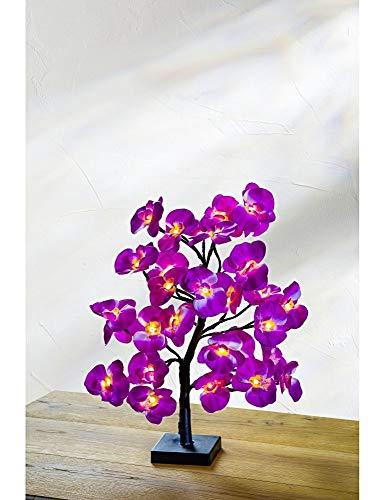 Kunstpflanze Leuchten Blätter