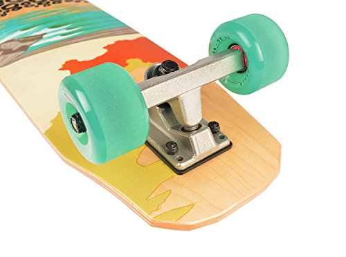 JUCKER HAWAII Woody-Board PONO KICK -