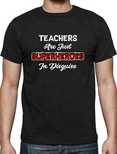 NR RyEudBaoP Teachers Are Superheroes Funny Back To School Gift T-Shirt Gift For Teachers