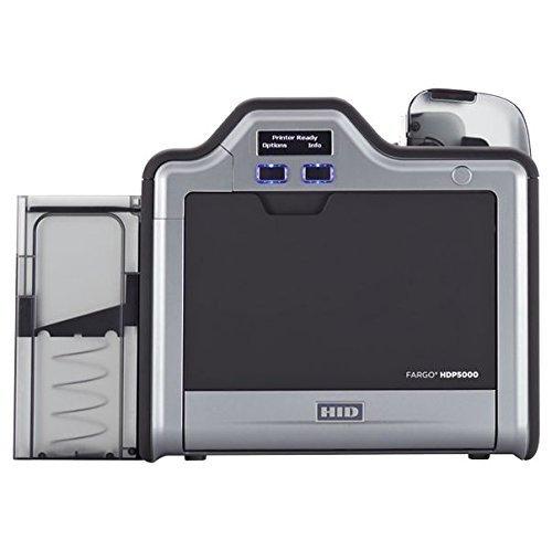BRANDNEU Fargo HDP5000 Kunststoff id-kartendrucker + gratis Startpackung / Technischer Support